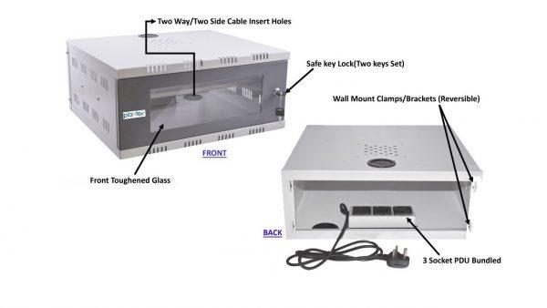 2U DVR/NVR Rack (Folding Type)