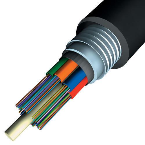 6 Core Optical Fiber (Aramored Type)