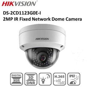2 MP Fixed Bullet Network Camera