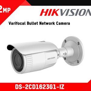 Hikvision 4 MP Motorized Varifocal Bullet Network Camera