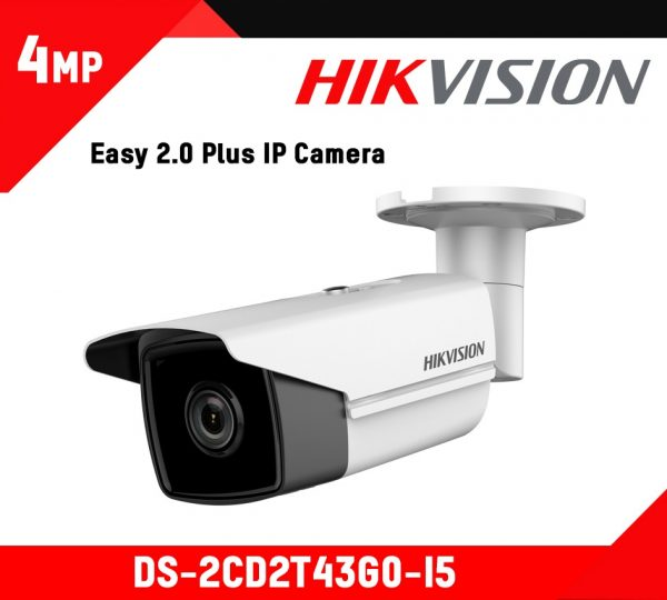 Hikvision 4 MP Outdoor Bullet Network Camera
