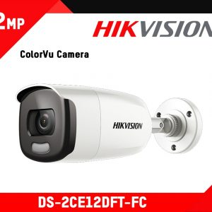 Hikvision DS-2CE12DFOT-FC 2 MP ColorVu Bullet Camera