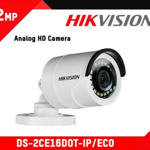 Hikvision Outdoor IR Bullet Camera (DS-2CE16D0T-IP\ECO)