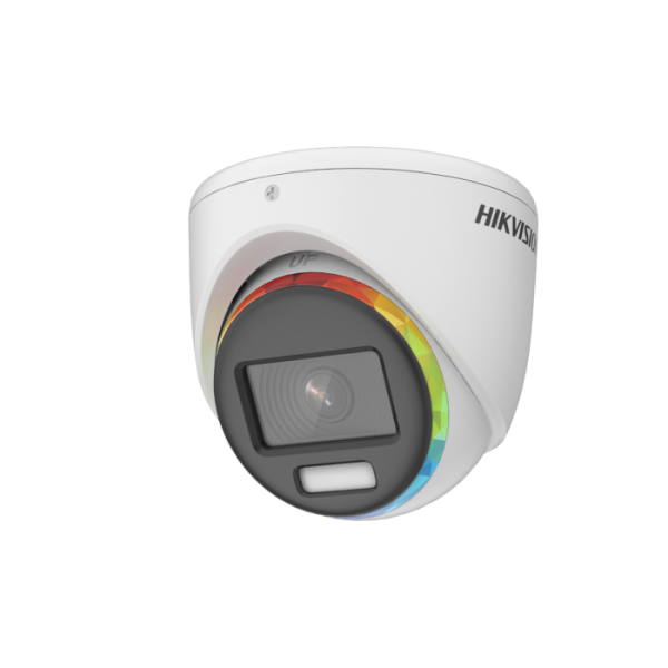 Hikvision DS-2CE70DF0T-PF 2 MP ColorVu Indoor Fixed Turret Camera