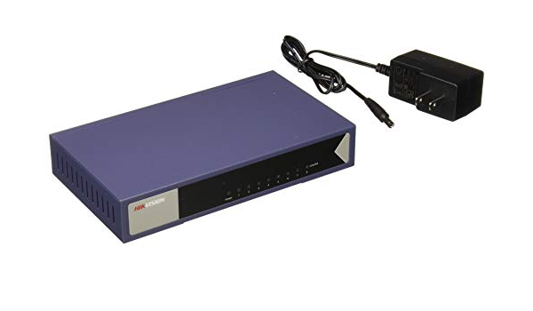 8 Port Gigabit Switch - DS-3E0508-E