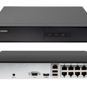 Hikvision DS-7108NI-Q1/M 8-ch Mini 1U NVR