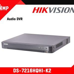 Hikvision DS-7216HQHI-K2 16-channer DVR
