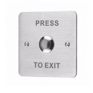 Exit Switch (Stainless Steel)