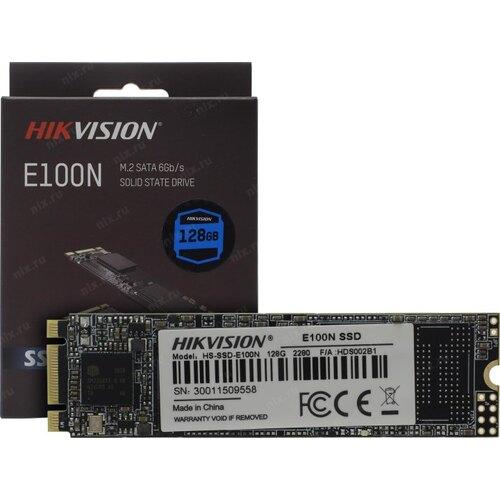 Hikvision 128 GB M.2 SATA SSD - HS-SSD-E100N
