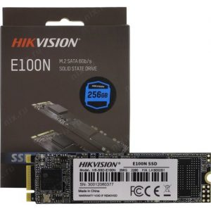 Hikvision 256 GB M.2 SATA SSD - HS-SSD-E100N