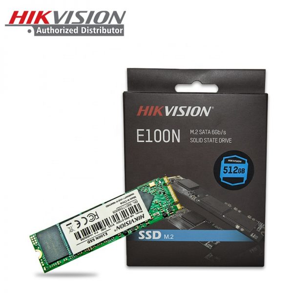 Hikvision 512 GB M.2 SATA SSD - HS-SSD-E100N