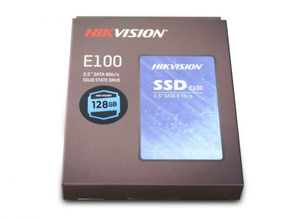 "Hikvision 128 GB E100 2.5"" SATA SSD"