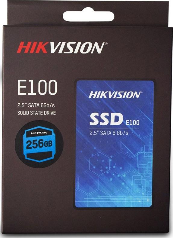 "Hikvision 256 GB E100 2.5"" SATA SSD"