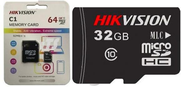 Hikvision C1 Class 10 32 GB Micro SD Card