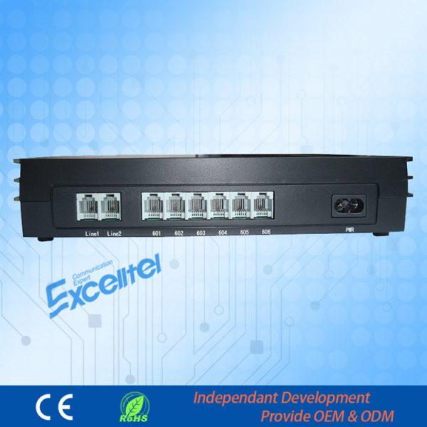 Excelltel PABX System 2Co Line 6 Extension