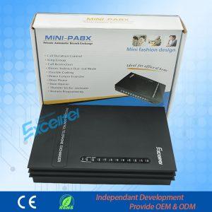 Excelltel PABX System 3Co Line 8 Extension