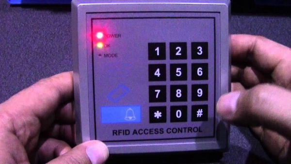 MK RFID Access Control