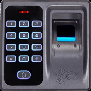 Access Control ZFS12A Fingerprint