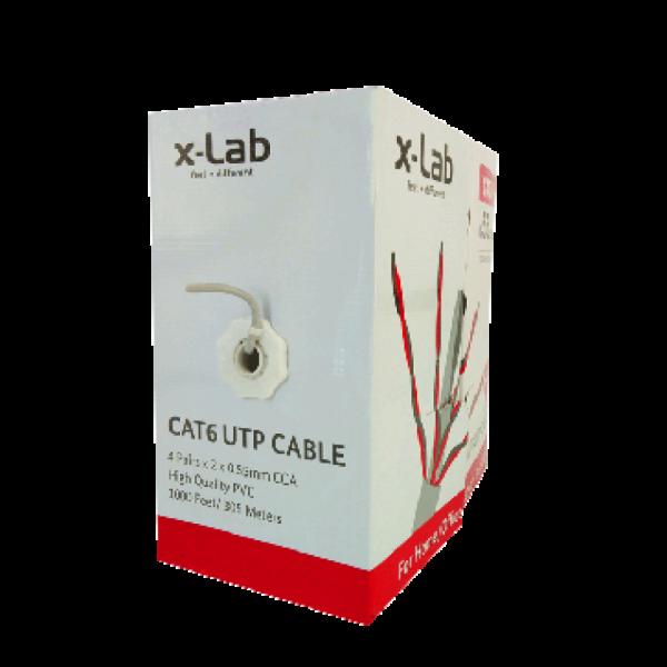 X-Lab UTP Cat6 Cable